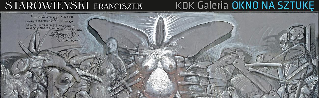 Franciszek Starowieyski w Kutnie – wystawa