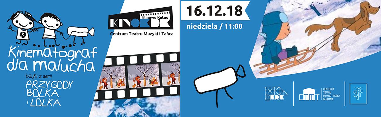 Kinematograf dla Malucha – Bolek i Lolek