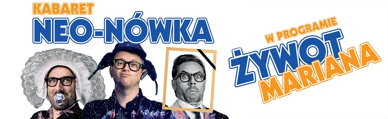 SP9: Kabaret Neo-Nówka – Żywot Mariana