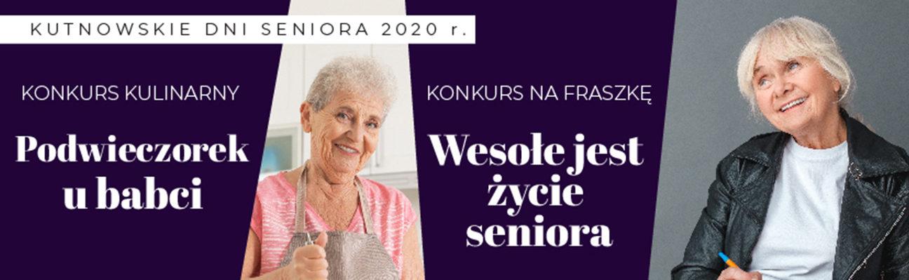 Kutnowskie Dni Seniora 2020